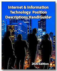 IT Position Descriptions