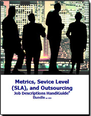 Metrics SLA Outsourcing Job Descriptions